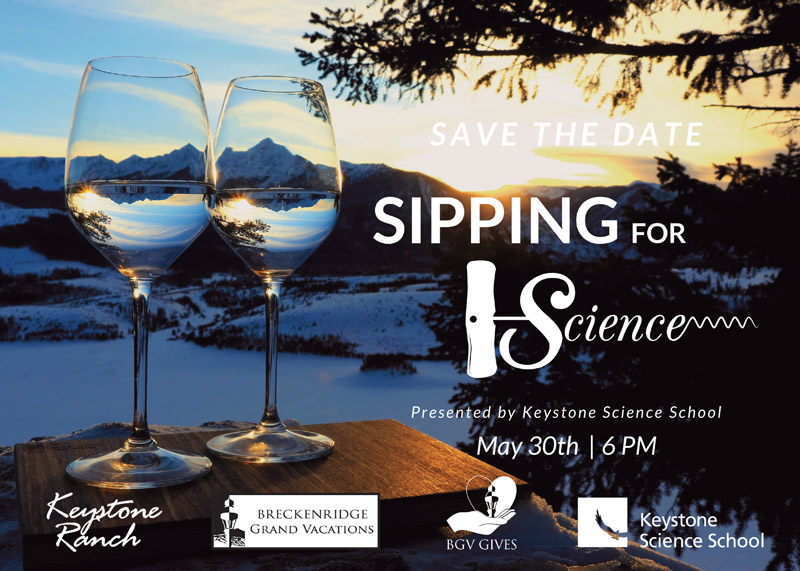 Sipping for Science 2019