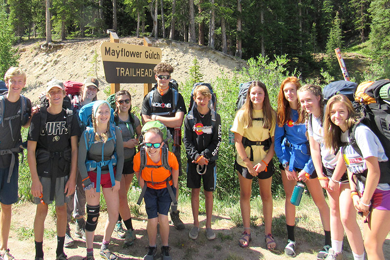 keystone science school camping based programs